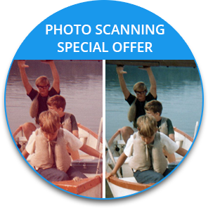 Photo Scanning Offer